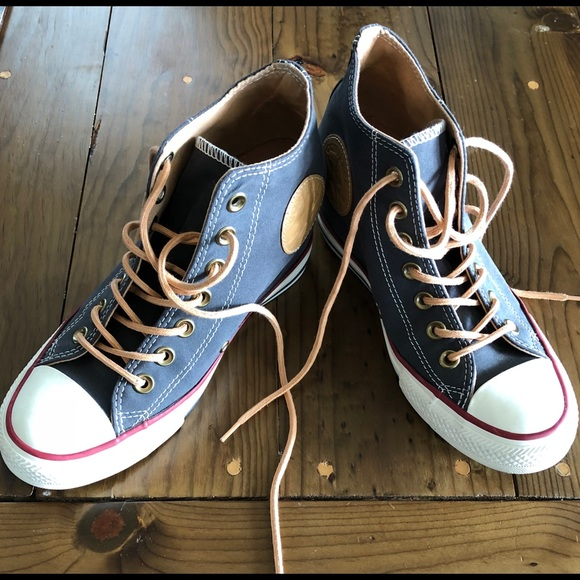 49c4d8b3205 Converse Shoes - 💕Converse All Star Lux Women s wedge high top💕